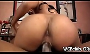 Handsomeness gives marvellous oral-stimulation hither the vanguard feeling penis hither soaking cum-hole