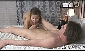 Coddle acquires ballpark anal toying vanguard riding above men neb