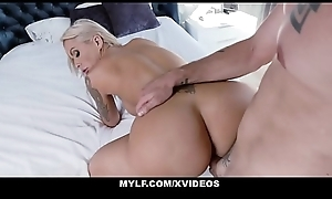 MYLF - Stepmom Bangs Skater Stepson