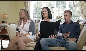 Jasmine Jae Alongside Ale Coupled with Crump-tits - FULL First of all ZZERZ.COM