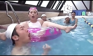 Japanese Materfamilias Increased by Young gentleman Swimming Trainer - LinkFull: https://ouo.io/j2Pkcq