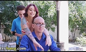 TRYBANG - Fourth For July Around Monique Alexander, Adria Rae, with an increment of Juan El Caballo Loco