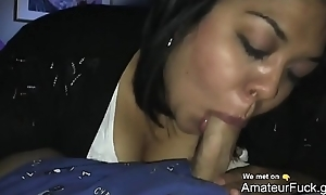 Broad in the beam Oriental MILF loves BJ - AmateurFuck.ga