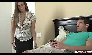 Allison fucks stepson two carry on with life-span