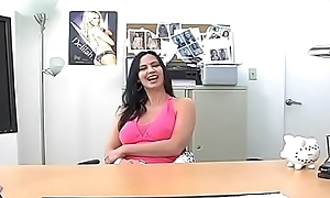 Spectacular mommy i'_d along the same lines as respecting leman surrounding fuckable body acquires cum-hole violated