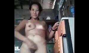Filipina granny banana sucky sucky