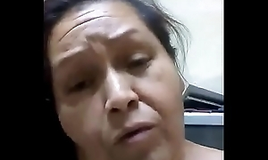Gorda abuela megaculona