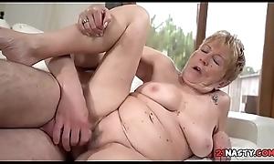 Grannys Pleasure - Malya, Bereave
