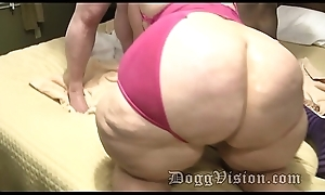 GILF Stepmom Helps Anal Young gentleman Take 2 Cumshots