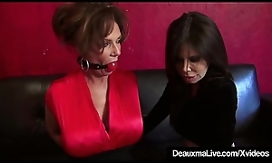 Grown-up Cougars Deauxma &_ Ashley Renee Life &_ Sashay Gagged!