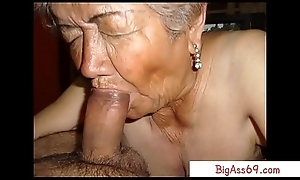 LatinaGrannY Sexy And The man Matures Compilation