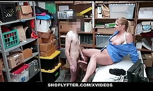 ShopLyfter - Guy Receives Dominated wide of LP Officer